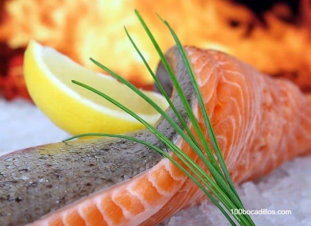 Como hacer un bocadillo de vegetal de atun