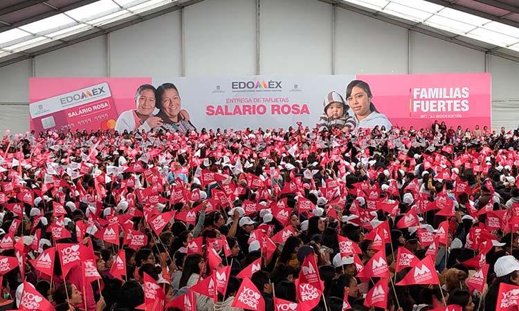 COMO OBTENER TARJETA DE SALARIO ROSA